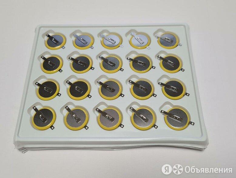Элемент питания ET CR2032-HC2/HL в лотке по цене 20₽ - Аксессуары и запчасти для оргтехники, фото 0