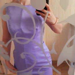 Платья - Платье вечернее в пол 42, 0