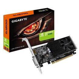 Видеокарты - GV-N1030D4-2GL, Видеокарта Gigabyte nVidia GeForce GT 1030 DDR4 2GB, 0