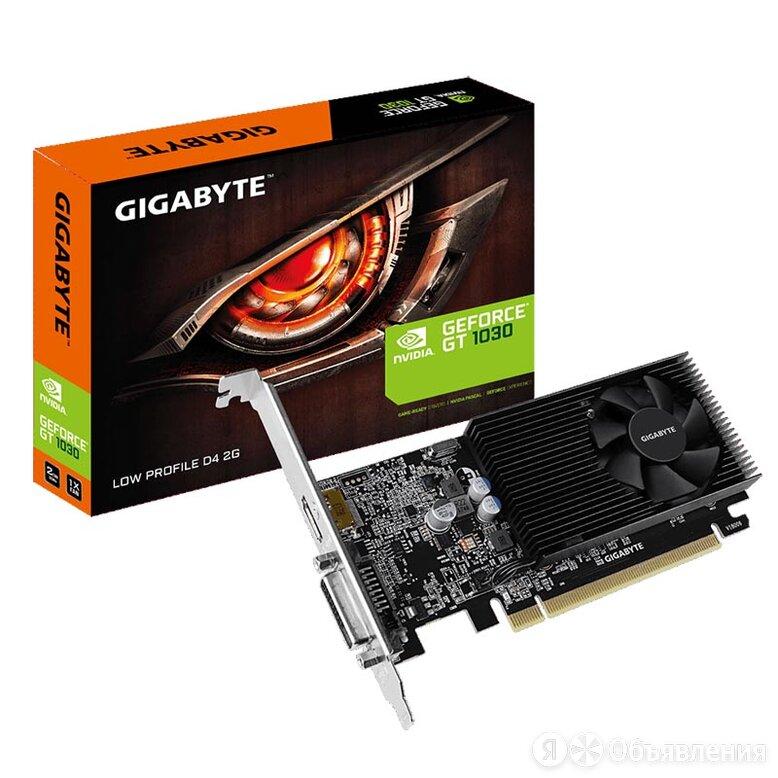 GV-N1030D4-2GL, Видеокарта Gigabyte nVidia GeForce GT 1030 DDR4 2GB по цене 8436₽ - Видеокарты, фото 0