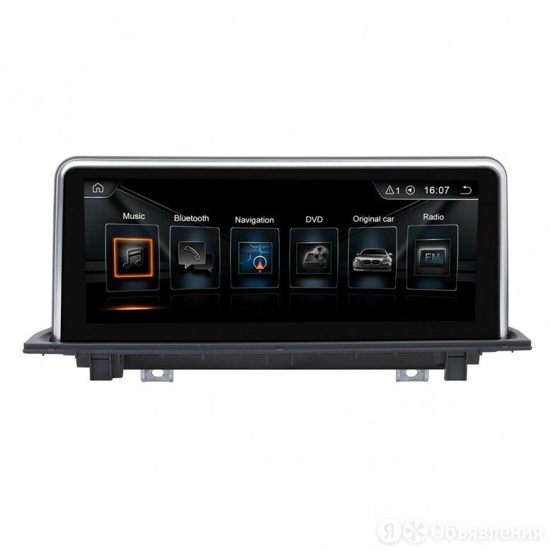 Монитор 12.3 дюйма для BMW X1 2009-2015 E84 CIC Android 10 4/64GB IPS 4G моде... по цене 53400₽ - Мониторы, фото 0