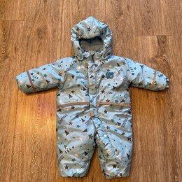 Теплые комбинезоны - Детский зимний комбинезон 80, 0