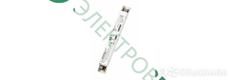 Электронный ПРА для люминесцентных ламп OSRAM QT-FIT8 1X58-70 по цене 934₽ - Лампочки, фото 0