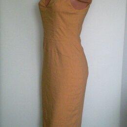 Платья - Платье Emporio Armani, лён, 165-92А, 0