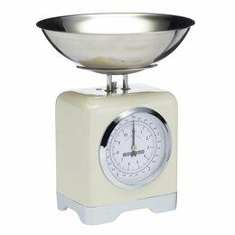 Кухонные весы - Весы кухонные механические Kitchen Craft Lovello Retro Cream, 0