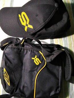 Головные уборы - Бейсболка и сумка Umbro  бу, 0