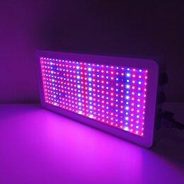 Аксессуары и средства для ухода за растениями - Фитолампа светильник для растений  312 led 3 режима, 0