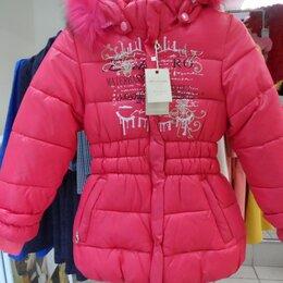 Куртки и пуховики - куртка для девочки новая зима, , 0