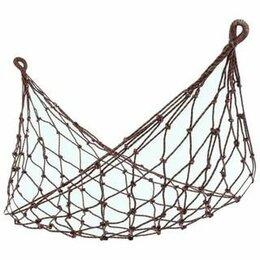 Гамаки - Гамак сетка (35*200*35)*80 см, нейлоновый , до 80 кг., 0
