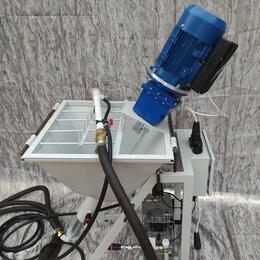 Инструменты для нанесения строительных смесей - штукатурная станция 220v, 0