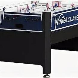 Игровые столы - Хоккей «Winter Classic» с механическими счетами, 0