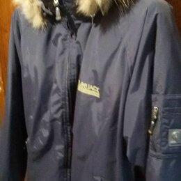 Куртки - Куртка-пуховик мужская новая р. 50-52 (XL), 0