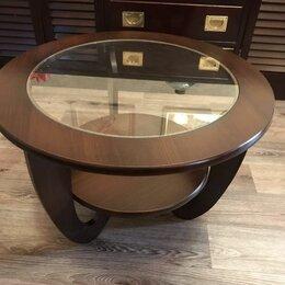 Столы и столики - Стол журнальный д.60см, 0