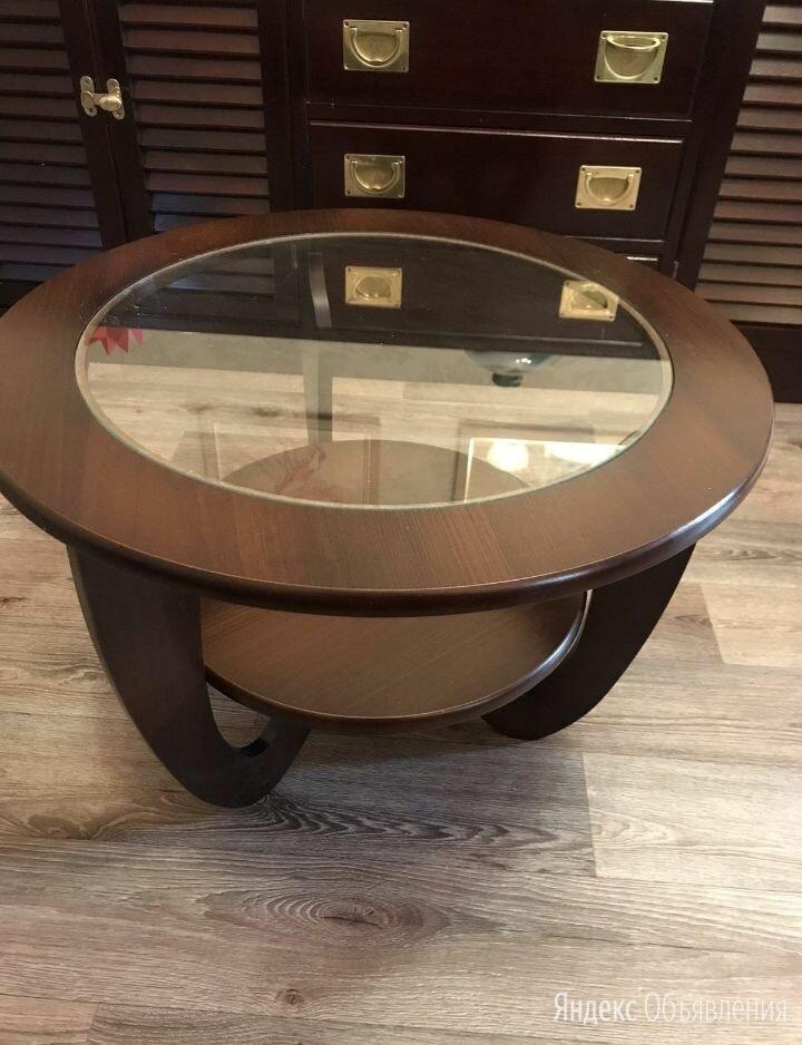 Стол журнальный д.60см по цене 4000₽ - Столы и столики, фото 0