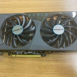 Видеокарты - Видеокарта GIGABYTE GeForce RTX 3060 EAGLE(не LHR), 0