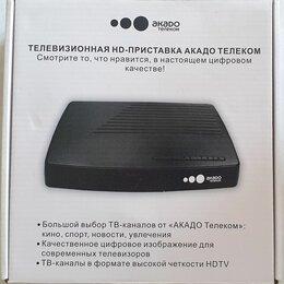 ТВ-приставки и медиаплееры - Телевизионная приставка Акадо DTC4031, 0