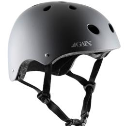 Спортивная защита - Велошлем GAIN THE SLEEPER HELMET, серый (Размер: L/XL (55-59 см) ), 0