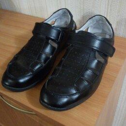 Туфли и мокасины - Школьные туфли для мальчика, 0