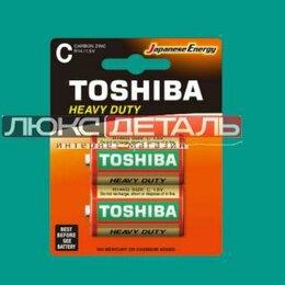 Батарейки - TOSHIBA R14KGBP2TGTESS Батарейка , 0