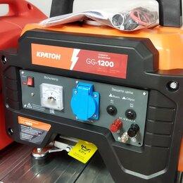 Электрогенераторы и станции - Генератор инверторный бензиновый, 0