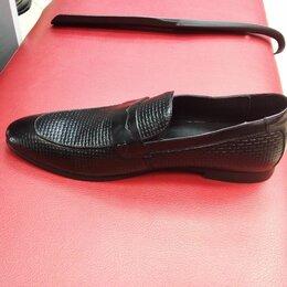 Туфли - Кожаная мужская обувь  42р 43р, 0