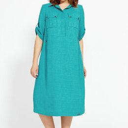 Платья - Платье 564 MUBLIZ бирюза Модель: 564, 0
