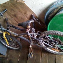 Велосипеды - Заброшенный велосипед, 0