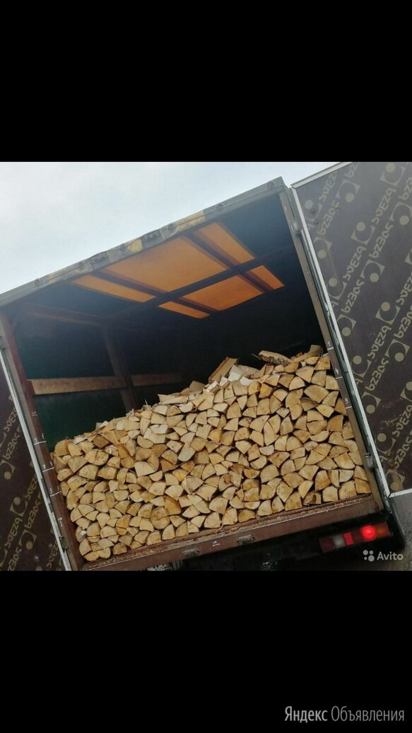 Доставка дров(колотые) по цене 1700₽ - Дрова, фото 0