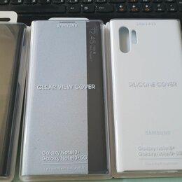 Чехлы - чехол Samsung Note 10+, 0