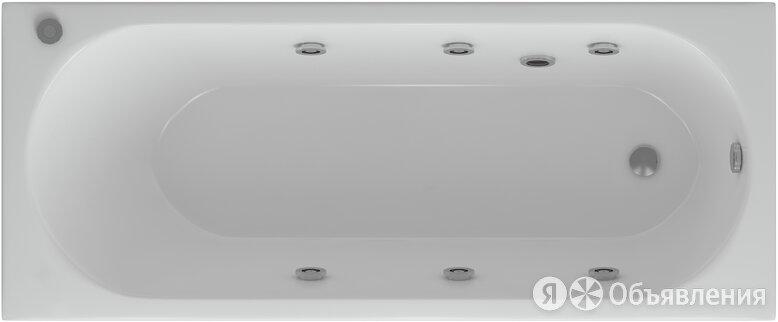 Акриловая ванна Акватек Оберон 170 с гидромассажем и экраном по цене 49037₽ - Ванны, фото 0