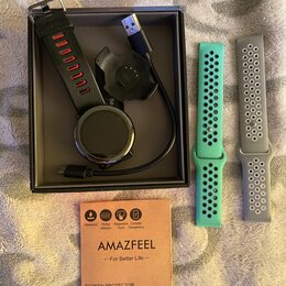 Умные часы и браслеты - Amazfit Pace смарт часы, 0