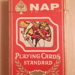 Настольные игры - Игральные карты новые, 0