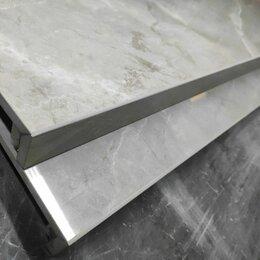 Лестницы и элементы лестниц - Изготовление ступеней с капиносом из керамогранита, 0