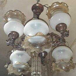 Люстры и потолочные светильники - Польская люстра ссср, 0