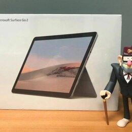 "Планшеты - Microsoft Surface Go 2 (2020) 10.5"" Pentium Gold 8GB 128GB Platinum STQ-00001, 0"
