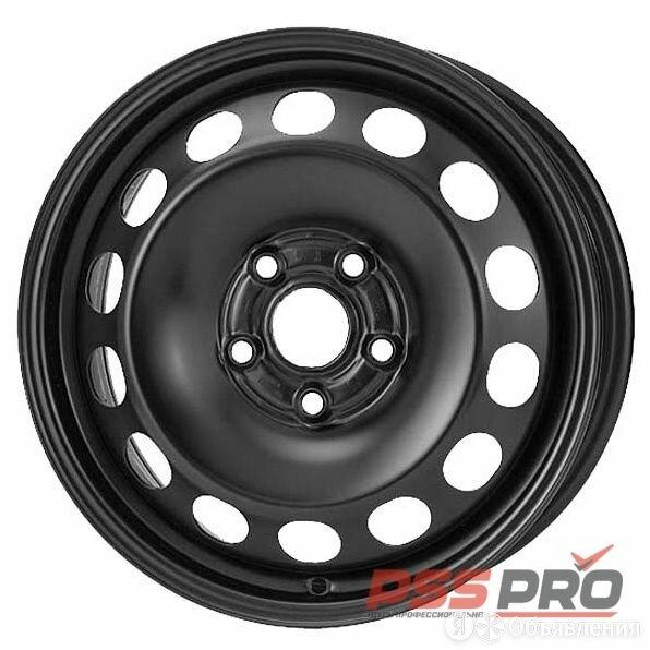 Колесный диск KFZ KFZ 9915 Volkswagen 6,5x16 5x112 ET 50 Dia 57,1 (черный) по цене 4280₽ - Шины, диски и комплектующие, фото 0