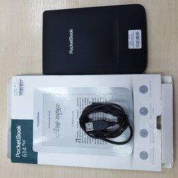 Электронные книги - Электронная книга PocketBook 614 Plus Black  , 0