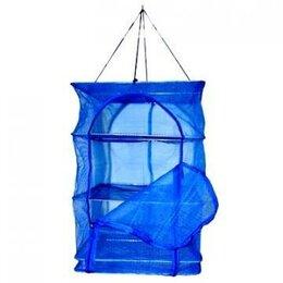 Аквариумные рыбки - Сушилка для рыбы Namazu, d 50 см, квадратная, 0
