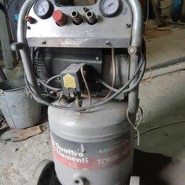 Воздушные компрессоры - Масляный поршневой компрессор quattro elementi torre-40 770-261, 0