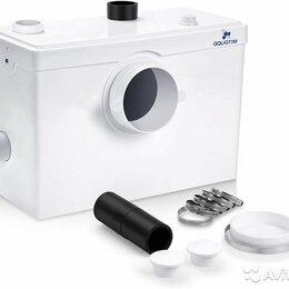 Насосы и комплектующие - Канализационный насос aquatim am-stp-600, 0