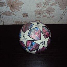 Мячи - Мяч футбольный Adidas Finale 20 Istambul Оригинал, 0