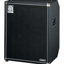 Аксессуары и комплектующие - Кабинет для бас-гитар Ampeg SVT-410HLF, 0