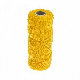 Веревки и шнуры - Крученая нить Tech-Krep 125627, 0