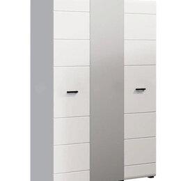 Шкафы, стенки, гарнитуры - Шкаф 3-створчатый Нэнси New, 0