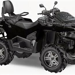 Электромобили - Квадроцикл STELS ATV 850 Trophy Pro EPS CVTech (Желтый, , стандартная, ), 0