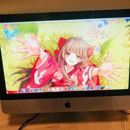 Моноблоки - Apple iMac 21,5-inch i5 2011 быстрый и чистый, 0