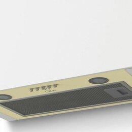 Вытяжки - Встраиваемая кухонная вытяжка Lex GS Bloc P 600 Ivory, 0