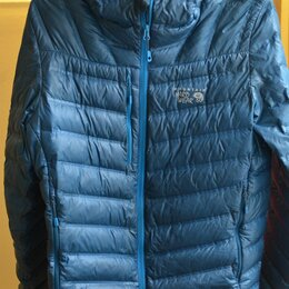 Пуховики - Куртка пуховая MOUNTAIN HARDWEAR Stretch Down RS, оригинал, 0