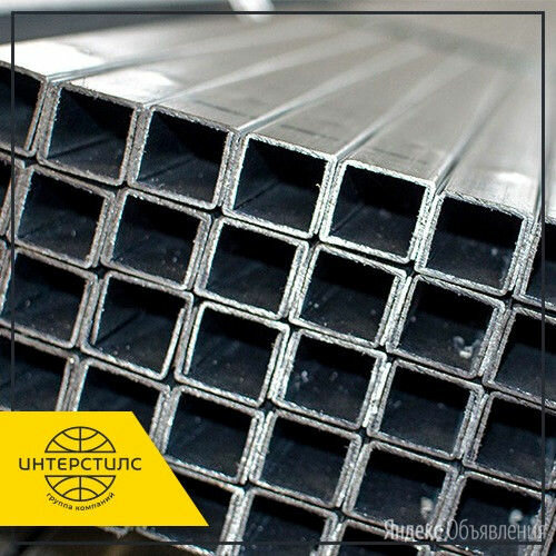 Труба алюминиевая профильная АД31Т1 80х40х2 мм ГОСТ 8617-81 по цене 293000₽ - Металлопрокат, фото 0