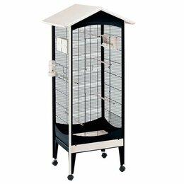 Клетки и домики - Клетка вольер для птиц Brio Mini, 0